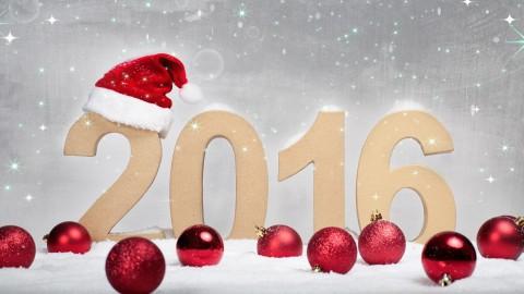 Alle Gute für 2016!